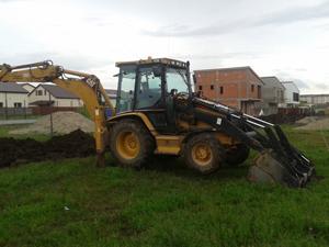 Excavatii/sapaturi cu buldoexcavator